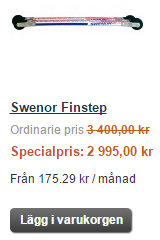 Swenor Finestep