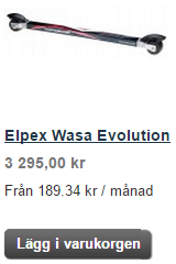 Elpex Wasa Evolution